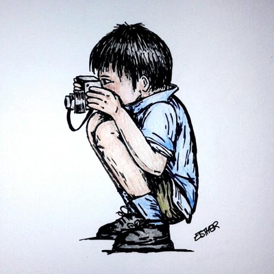 las fotos de Gustavo