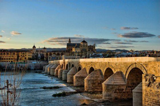 Puente Romano Foto de Rosendo Dominguez
