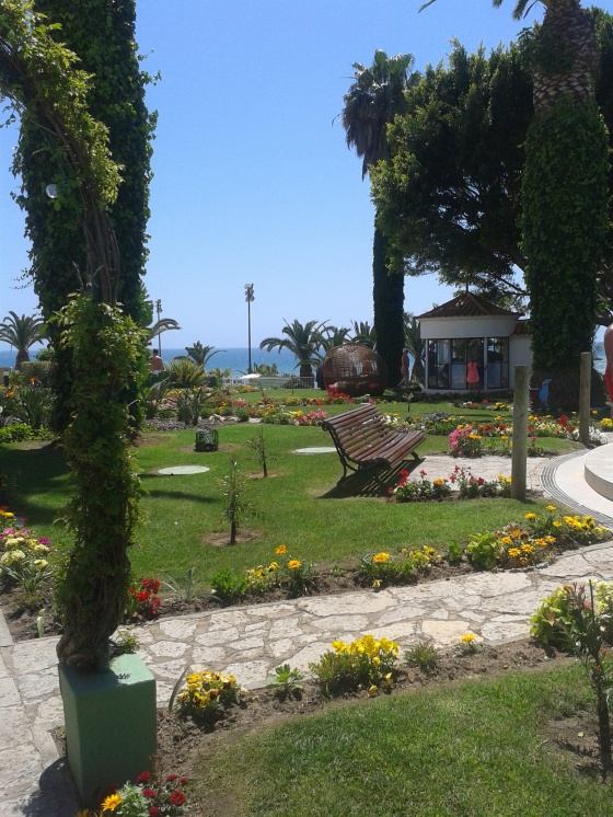 Jardines Clube Praia Da Oura